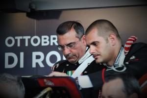 Fanfara Carabinieri Roma_Porta di Roma 04.10.14_Alamari Musicali (98)