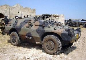 Veicolo blindato leggero per trasporto truppe PUMA 4X4 AFV prodotto dal Consorzio Iveco Fiat - Oto Melara.